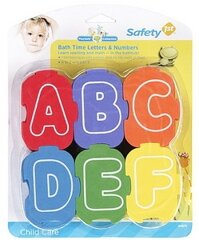 Bộ đồ chơi bồn tắm chữ số Safety 1st 4467