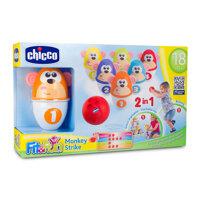 Bộ đồ chơi bowling khỉ con Chicco