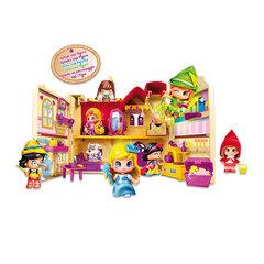 Bộ đồ chơi búp bê và ngôi nhà cổ tích Pinypon 700012406
