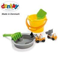 Bộ đồ chơi cát kèm 2 funcar Dantoy DT1430