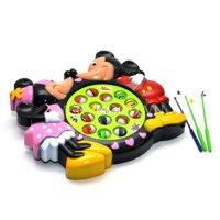 Bộ đồ chơi câu cá Micky phát nhạc
