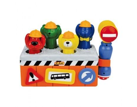 Bộ đồ chơi đập thú K's kids KA10549-GB