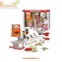 Bộ đồ chơi đồ dùng nhà bếp gia đình 32 món JUST FOR CHEF CH21018