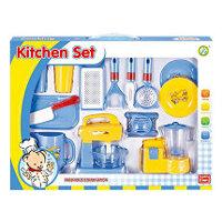 Bộ đồ chơi đồ dùng nhà bếp New Forest NF682-89