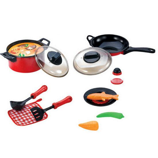 Bộ đồ chơi đồ dùng nhà bếp New Forest NF5810B-9
