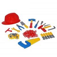 Bộ đồ chơi dụng cụ kỹ thuật 74 chi tiết Polesie Toys