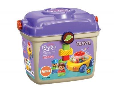 Bộ đồ chơi ghép hình Oxford BEBE TRAVEL BB1221