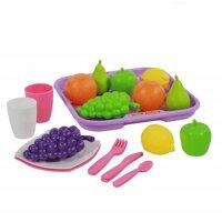 Bộ đồ chơi hoa quả số 2 Palau Toys - 21 chi tiết
