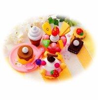 Bộ đồ chơi kem hoa quả và bánh ngọt Toyroyal 1180