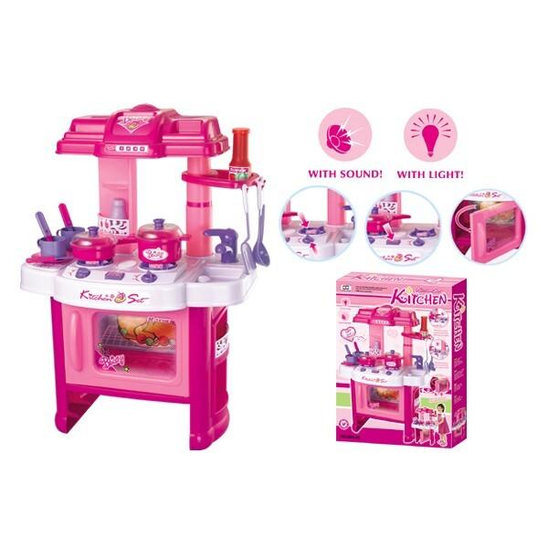 Bộ đồ chơi Kitchen set dành cho bé gái DCN-0028