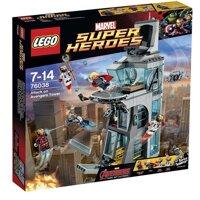 Bộ đồ chơi lắp ghép Lego Super Heroes 76038