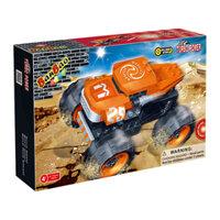 Bộ đồ chơi lắp ráp BanBao - Chiến binh sa mạc 8605