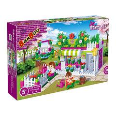 Bộ đồ chơi lắp ráp BanBao - Khu vườn hoa 6116