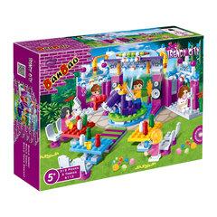 Bộ đồ chơi lắp ráp BanBao - Lễ hội âm nhạc 6113