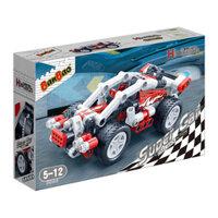 Bộ đồ chơi lắp ráp BanBao - Xe đua đẩy trớn chinh phục 6966