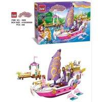Bộ đồ chơi lắp ráp du thuyền công chúa thiên sứ 2609