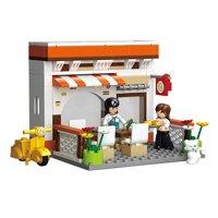 Bộ đồ chơi lắp ráp nhà hàng Sluban M38-B0567