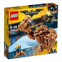 Bộ đồ chơi LEGO Batman Movie - Quái Nhân Đất Sét Clayface Tấn Công 70904 (448 Mảnh Ghép)