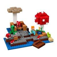 Bộ đồ chơi Lego Minecraft 21129 - Hòn đảo nấm
