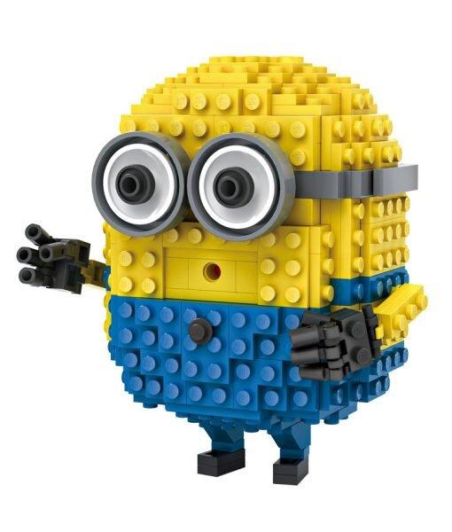 Bộ đồ chơi lego xếp hình cao cấp minions Bob