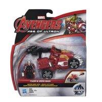 Bộ đồ chơi Mô Hình Thor Và Iron Man Với Arc ATV B1501/B0448