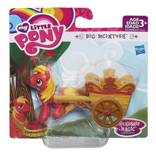 Bộ Đồ Chơi My Little Pony St Ngựa Thiên Thần Big Mac B2208/B2072