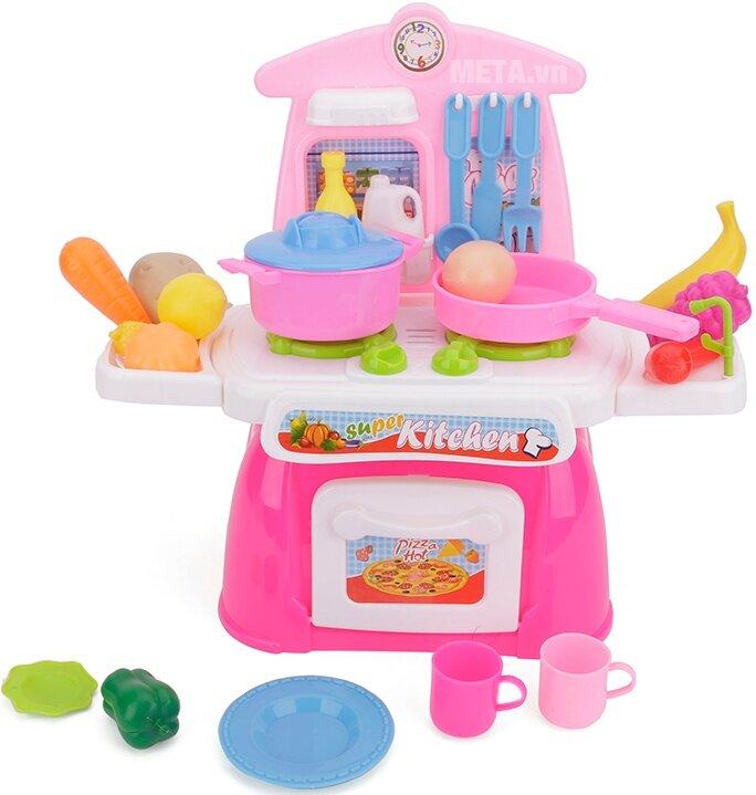 Bộ đồ chơi nấu ăn LS820A8