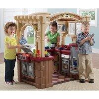 Bộ đồ chơi nhà bếp nấu ăn - Grand Walk-In Kitchen 8214KR
