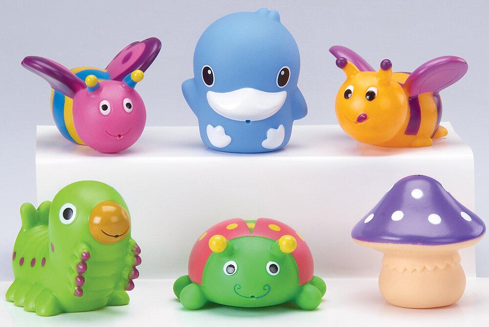 Bộ đồ chơi nhà tắm hình thú Ku Ku - KU1077
