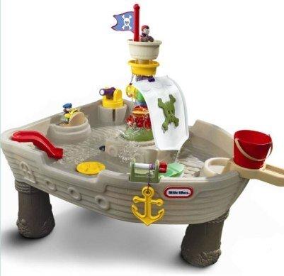 Bộ đồ chơi nước Tàu cướp biển Little Tikes LT-615924