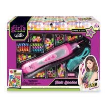 Bộ đồ chơi phụ kiện làm tóc Paktattoys HSP803382
