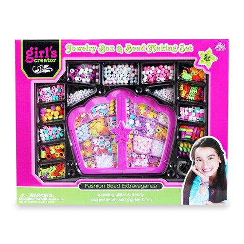 Bộ đồ chơi phụ kiện thời trang cho bé gái Paktattoys HSP695297