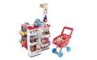 Bộ đồ chơi siêu thị kèm xe đẩy siêu thị 668-05