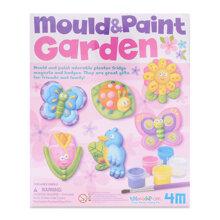 Bộ đồ chơi trang trí khuôn hình khu vườn 4M trên 5 tuổi