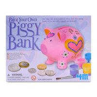 Bộ đồ chơi tự làm ống tiết kiệm hình con heo  00-04505