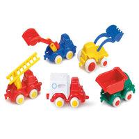 Bộ đồ chơi Xe cơ giới Viking Toys V1135