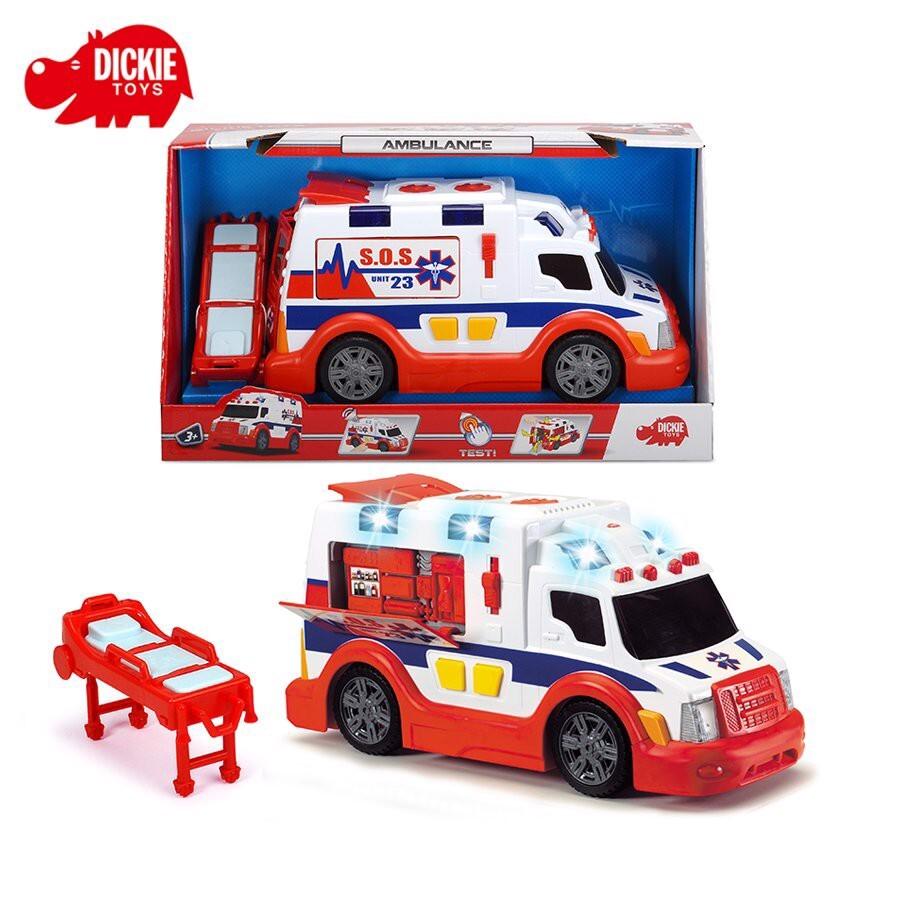 Bộ đồ chơi Xe cứu thương Dickie Toys 203308360