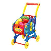 Bộ đồ chơi xe đẩy rau củ quả New Forest NF595-5