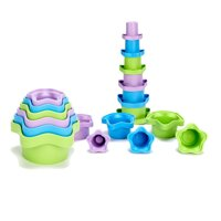 Bộ đồ chơi xếp chồng ly Green Toys
