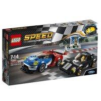 Bộ đồ chơi xếp hình LEGO Speed Champions 75881