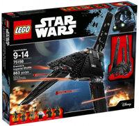 Bộ đồ chơi xếp hình LEGO Star Wars 75156