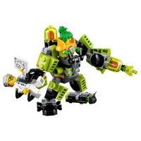 Bộ đồ chơi xếp hình Lego Ultra Agents 70169