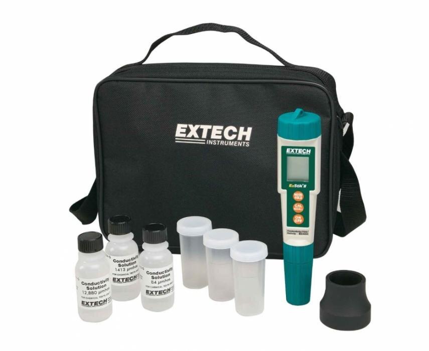 Bộ đo độ dẫn điện , TDS ,độ mặn Extech EC410