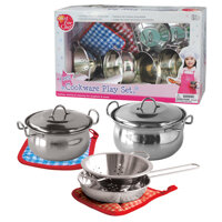 Bộ đồ dùng nhà bếp cá nhân Just for chef CH20308S - 8 món
