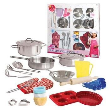 Bộ đồ dùng nhà bếp cao cấp Just for chef CH10419 - 26 món