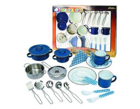 Bộ đồ dùng nhà bếp hiện đại Just for chef CH2022SEM - 20 món