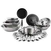 Bộ đồ dùng nhà bếp Rainy LDV-100677 - 32 món