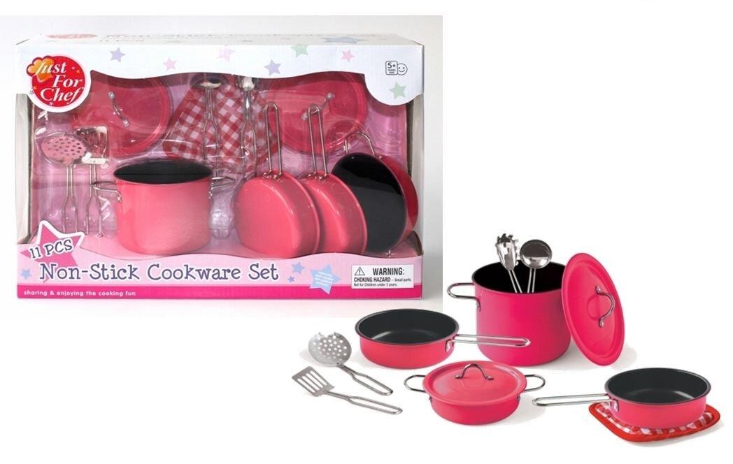 Bộ đồ dùng nhà bếp tiện dụng Just for chef CH10602 - 11 món