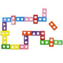 Bộ Domino Hình Học - 502014