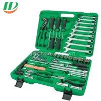 Bộ dụng cụ cầm tay tổng hợp Toptul 80 chi tiết GCAI8002